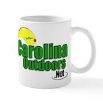 Mean Green CO Mug
