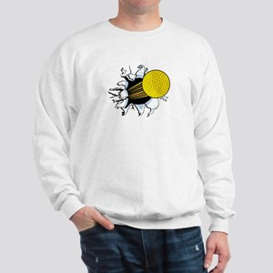 Golf Shot  Sweatshirt