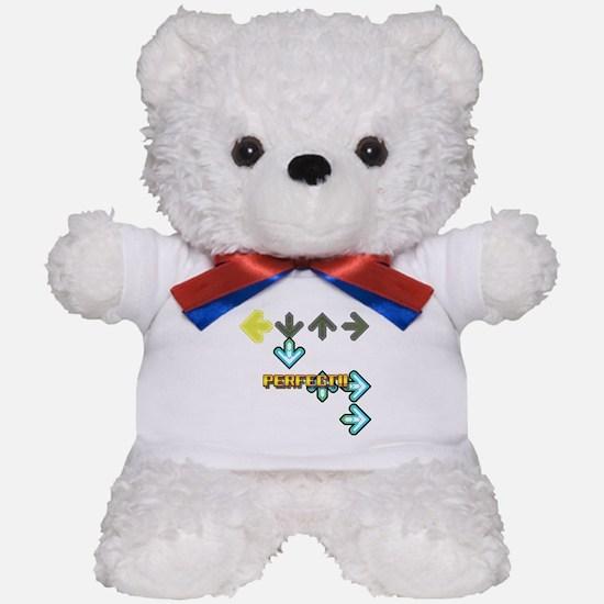 Cute Geek wear Teddy Bear