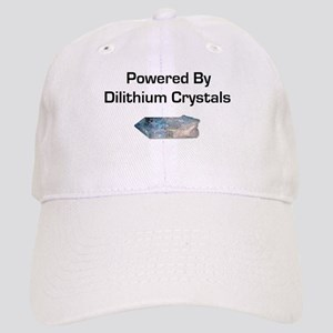 Powered by dilithium crystals Cap