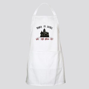 Ghosts Apron