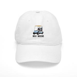 Funny Golf Cart Hats - CafePress 3e97a2a035c