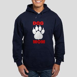 Dog Mom Hoodie (dark)