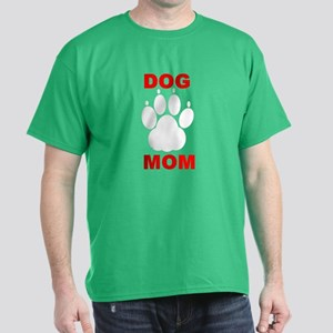 Dog Mom Dark T-Shirt