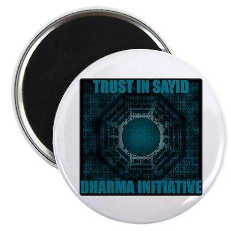 Trust in Sayid - Dharma Num Magnet