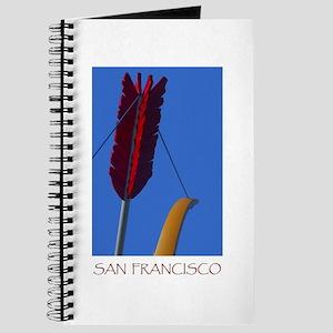 San Francisco Cupid's Arrow Journal