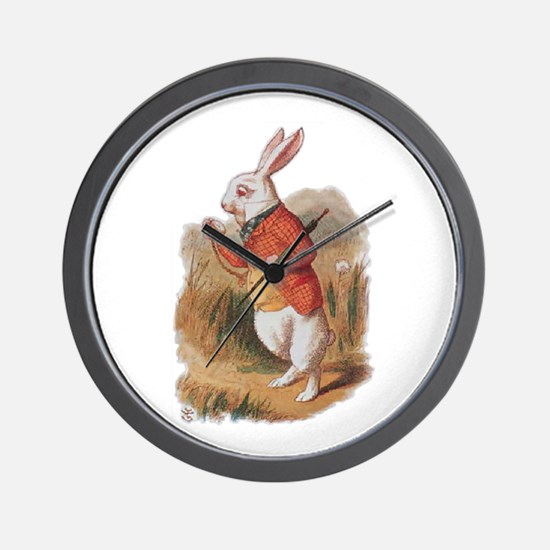 I'm Late! Wall Clock
