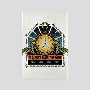 Lost Time Collection Rectangle Magnet