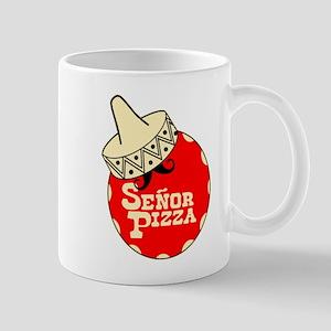 Senor Pizza Mug