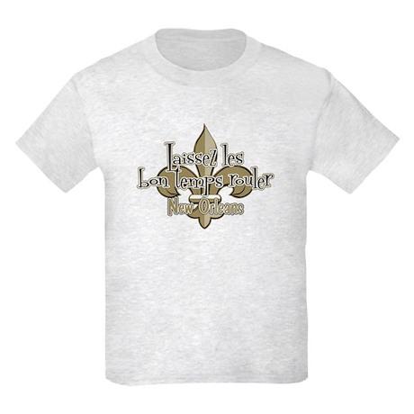 Laissez les bon temps NOLA Kids Light T-Shirt