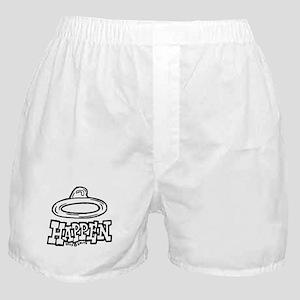 Condoms Happen (right) Boxer Shorts