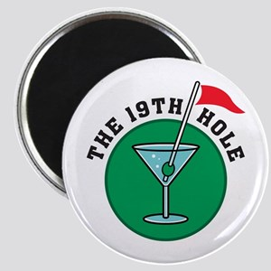 19th Hole Magnet