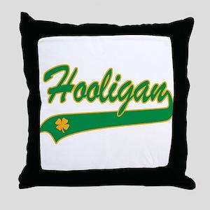 Hooligan Throw Pillow