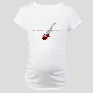 I Hate Whitney! Maternity T-Shirt