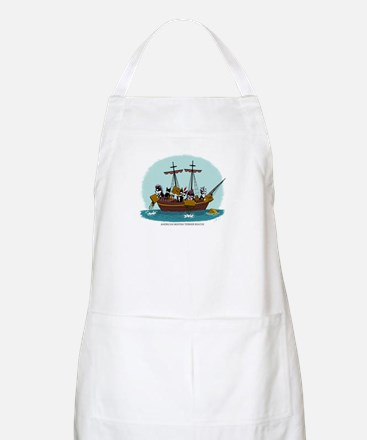 Boston Tea Party Apron