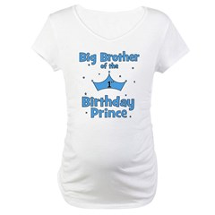 Big Brother of the 1st Birthd Shirt