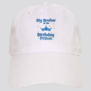 Big Brother of the 1st Birthd Cap