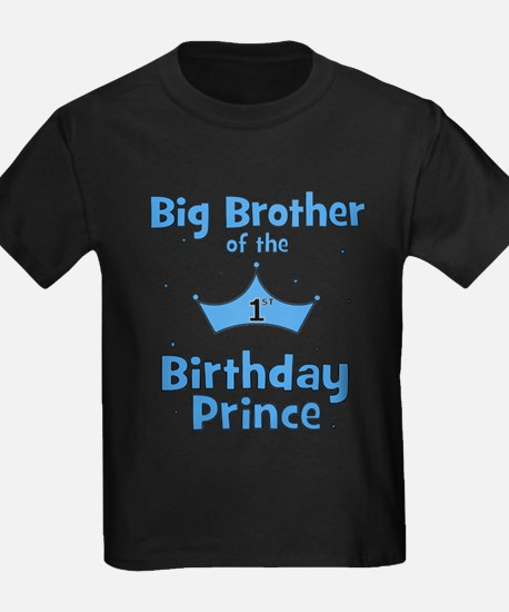 Big Brother of the 1st Birthd T