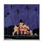 December Nights San Diego Tile Coaster
