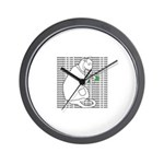 Remember My Oath Wall Clock