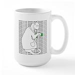 Remember My Oath Large Mug