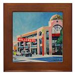 Hillcrest by Riccoboni Framed Tile