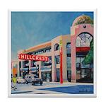 Hillcrest by Riccoboni Tile Coaster