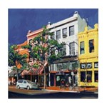 Fifth Ave by Riccoboni Tile Coaster