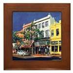 Fifth Ave by Riccoboni Framed Tile