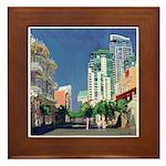 Riccoboni Beacon Artworks Framed Tile