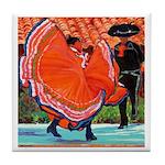 Dancers - Old Town Tile Coaster