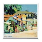 2754 Calhoun Street Tile Coaster
