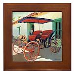 Surrey Riccoboni Framed Tile