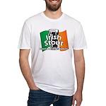 Irish Stout Fitted T-Shirt
