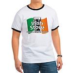 Irish Stout Ringer T