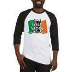 Irish Stout Baseball Jersey