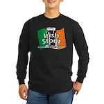 Irish Stout Long Sleeve Dark T-Shirt