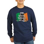 Irish Stout Long Sleeve Dark T-Shirt
