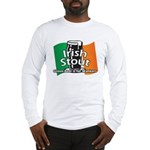 Irish Stout Long Sleeve T-Shirt