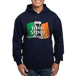 Irish Stout Hoodie (dark)