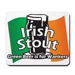 Irish Stout Mousepad