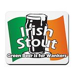 Irish Stout Mousepad