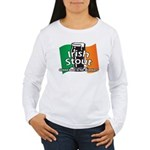 Irish Stout Women's Long Sleeve T-Shirt
