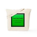 Pure Jazz Radio Tote Bag