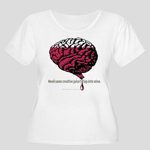 Need Women's Plus Size Scoop Neck T-Shirt