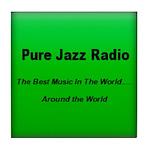 Pure Jazz Radio Tile Coaster