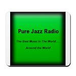 Pure Jazz Radio Mousepad