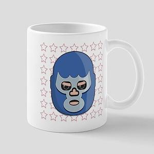 lucha libre blue demon Mug