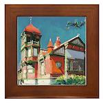 Villa Framed Tile