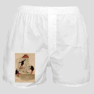 Pas De Substitution Boxer Shorts